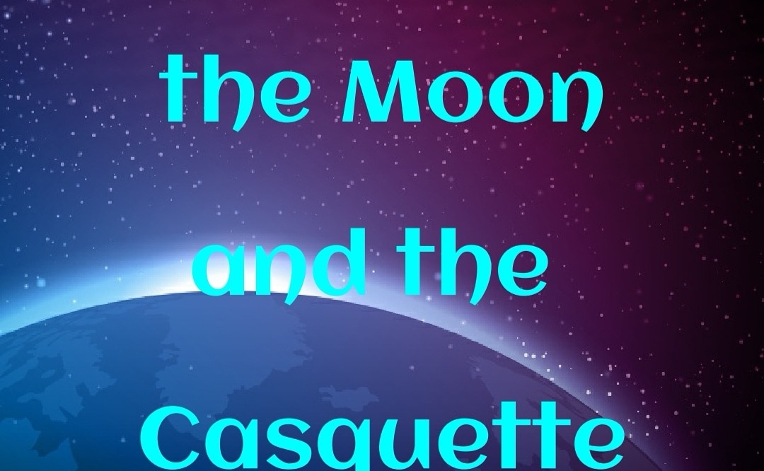 """""""The Man, the Moon and the casquette"""" cover"""