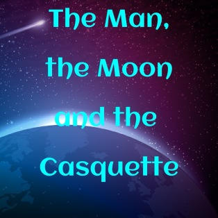 """The Man, the Moon and the casquette"" cover"