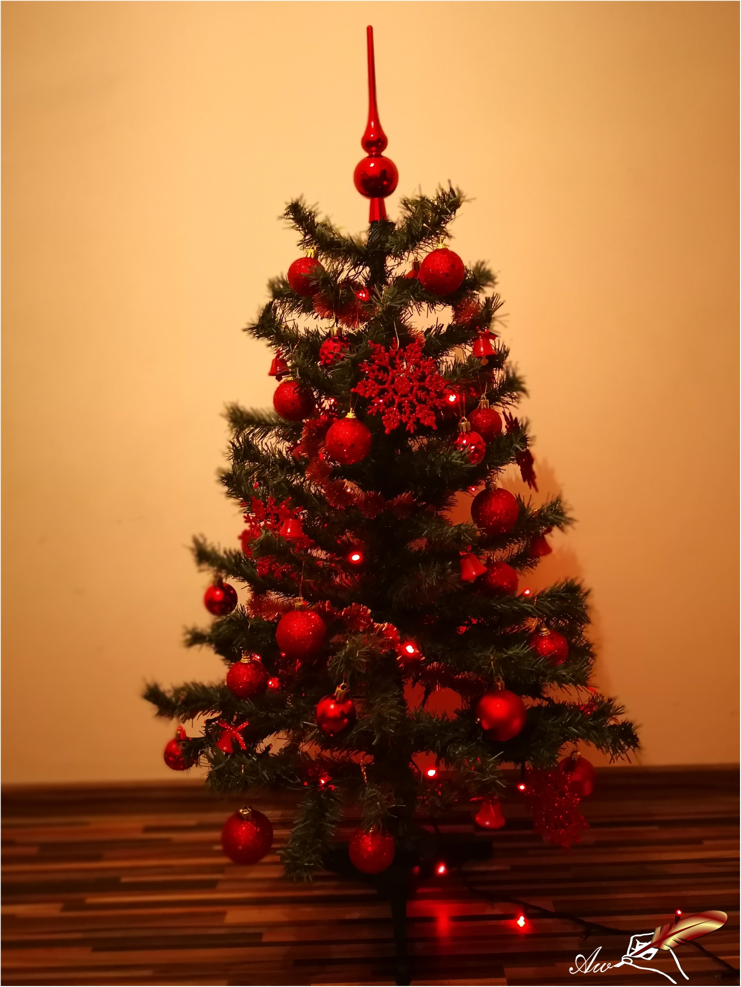 My tree is ready - by Andrada Anitei